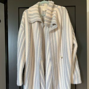Anthropologie sweater jacket